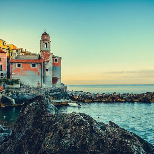 Tellaro: how an octopus saved one of the most beautiful hamlets of Italy