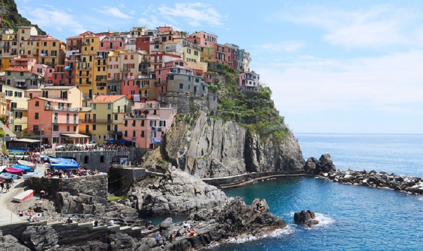 Explore the Cinque Terre Villages with a vintage boat tour