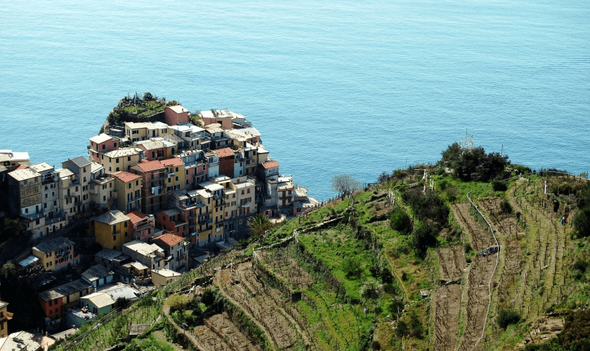 Mountain Bike Excursion in Cinque Terre & surroundings - few days -