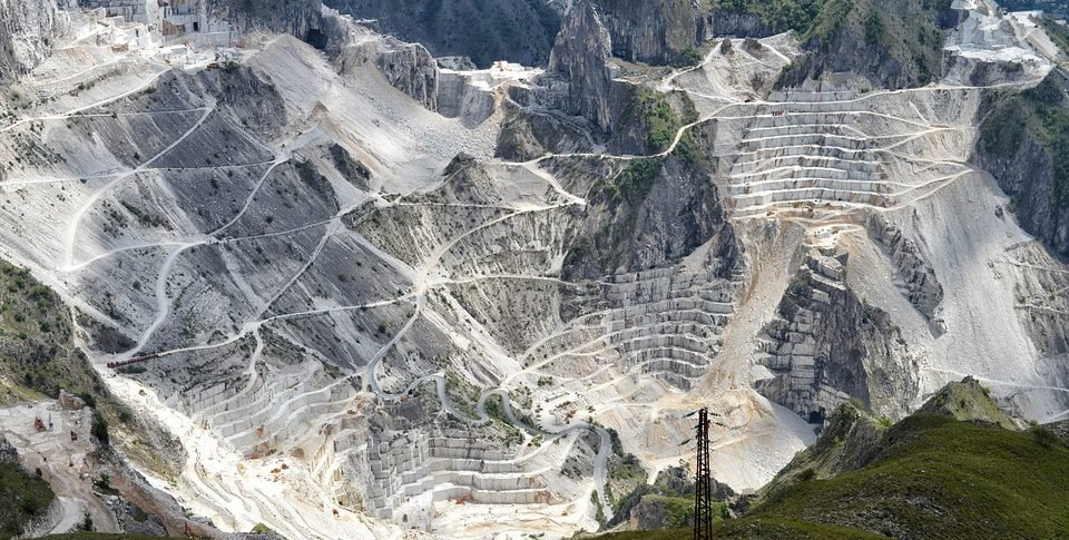 Carrara Marble Quarries Visit and Information DoInItaly