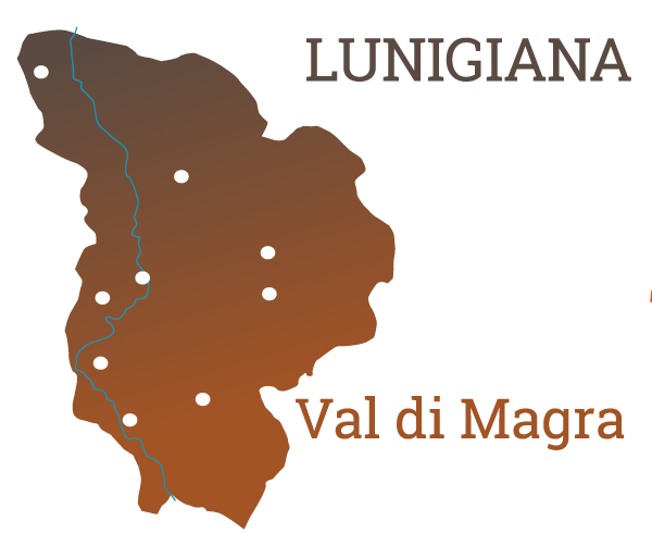 Lunigiana & Magra Valley