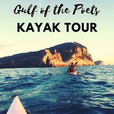 "Kayak Tour La Spezia and Gulf of Poets <p style=""text-align:right"">70€</p>"